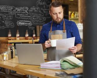 نرم افزار حسابداری ساده برای مغازه نرم افزار حسابداری ساده برای مغازه